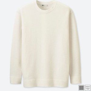 Uniqlo x Christophe Lemaire Cotton Cashmere Crew